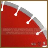 Солнечное лезвие для конкретного, бетон 300 диамантов увидело лезвие (SY-CDB-002)