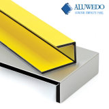 Panneau composé en aluminium d'Aluwedo PVDF
