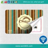 tarjeta de 1k S50 RFID con la tira magnética