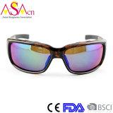Óculos de sol Tr90 polarizados esporte dos homens da forma do desenhador da promoção