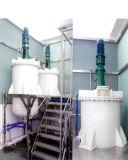 Vaso de mezcla de la calefacción de vapor del acero inoxidable