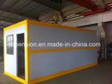 Camera prefabbricata di diploma di maturità/prefabbricata mobile a prova di fuoco piegante moderna del contenitore della Camera per la vendita calda