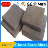 Strato Closed di gomma del PVC della gomma piuma delle cellule di qualità di Jingtong per il ponticello e la ferrovia
