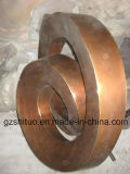 O Bronze Sculpture Garden Outdoor Decorative Copper Products, Abstract Shape