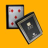 Cartes de jeu polychromes d'impression avec le cadre de haut et bas