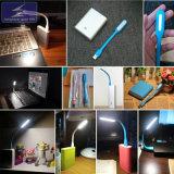 Lampada ricaricabile del USB del Portable del miglio LED