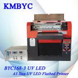A3 UV LED 6 색깔은 기계를 인쇄하는 이동할 수 있는 상자를 개인화했다