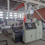Salvamento - máquina plástica da extrusão da tubulação do PVC da energia UPVC CPVC
