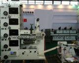 Máquina de impressão com padrão do CE, máquina de Flexo da etiqueta de impressão da etiqueta