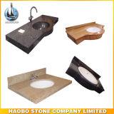 Commercio all'ingrosso di pietra di Vanitytop della stanza da bagno