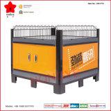 Tableau carré résistant de promotion de stand d'escompte d'exposition de supermarché (OW-PT2)