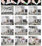 10X20FT 주문을 받아서 만들어진 모듈 DIY는 휴대용 전람 대 선반을 재생한다