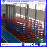 Plate-forme industrielle de crémaillère de la mezzanine Q235/acier de qualité