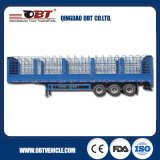 최신 Sale Three Axle 40FT Side Wall Flatbed Semi Trailer