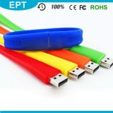 Movimentação do flash do USB do Wristband do exército do contentor do fabricante (TG003)