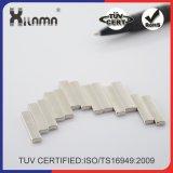 Ímãs super personalizados do Neodymium da força magnética N52 da alta qualidade profissional