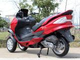 Rad-Roller des Straße 300cc zugelassener Ault Straßen-Gas-drei
