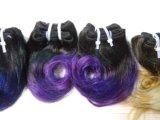 Trama curta bonito do cabelo da cor na venda quente