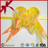 Arqueamiento impreso de encargo de la cinta del tirón de 2017 ventas al por mayor para la decoración del regalo