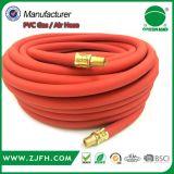 Manguito trenzado de alta presión del gas del PVC para el hogar