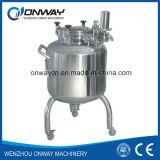 Conteneur d'acier inoxydable de vin de réservoir de stockage d'hydrogène de l'eau de pétrole de prix usine