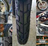Motocicleta de la marca de fábrica del distribuidor autorizado V de la fabricación de China la buena mejor cansa 3.00-18 3.50-18 4.00-18 2.75-18 2.50-18