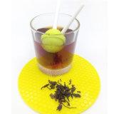 Чай Infuser силикона нового качества еды формы Lollipop конструкции милый