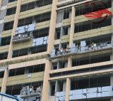 Berceau de construction suspendu par marque d'honneur fonctionnant à la hauteur
