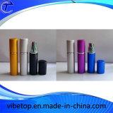 Rellenable Botella de perfume de aluminio Atomizador de 5/8/10 ml de capacidad