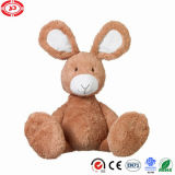Brinquedo de assento enchido do CE do luxuoso do urso do coelho presente macio grande