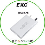 Bateria 3.7V 105283 5000mAh da capacidade elevada para a ferramenta elétrica