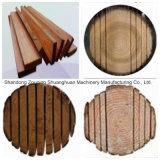多重刃のログの回状は機械木製の円の製材所を見た