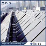 Coletor solar azul Certificated Keymark solar de placa lisa do revestimento