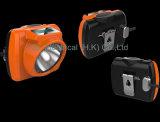 Kl6lm de Lamp van de Mijnbouw van de Mijnwerker Tegen explosies met het Scherm OLED