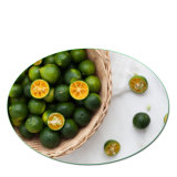 Sabores naturais do pó do suco de fruta do cal