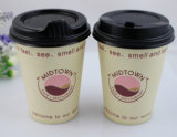 Single Wall jetable Paper Cup avec Lid