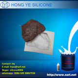Силикон эластомера конструкции прессформы резиновый для прессформы гипса