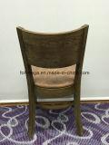 De Foshan da fábrica cadeira de madeira velha da parte traseira altamente para Restauant (FOH-BCC32)