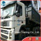 Caminhão de descarregador usado da mineração de Volvo do combustível Diesel do media 6by4/10tyres (15CBM/30TON)