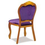 Classy Wooden Look Céramique Stacking Restaurant Chaises de salle à manger