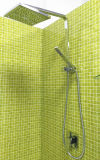 Watermark Chrome Plated 8 Inches Square Shape Shower Set (12B-602)