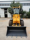 Small idrostatico Wheel Loader (HQ10Y) con Ce, SGS