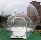 4mdia Inflatable Bubble Tent, Transparent Tent, Lawn Tent