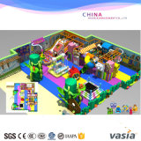 Cour de jeu d'intérieur de parc d'attractions de matériel de cour de jeu d'enfants pour la vente chaude