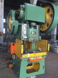 J23-125 시리즈는 금속 장을%s 유형 고쳐진 작업대 압박 기계를 연다