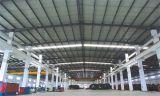 Vorfabrizierte Fabrik verschüttete Stahlkonstruktion