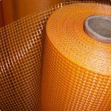 Reforço de betão em fibra de vidro e rede para construção com SGS
