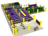 중국제 OEM 직업적인 제조자 다채로운 상업적인 실내 Trampoline 공원
