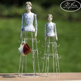 Kaffee-Tee-Cup-verzieren hängendes Zahnstangen-Standplatz-Küche-Haus Cup-Becher-Mannequin