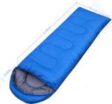 Ultralight5携帯用屋外の3つのカラーエンベロプの寝袋